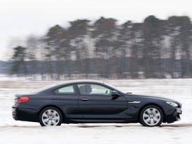 Ver foto 15 de BMW Serie 6 640d xDrive Coupe M Sport Package F12 2012