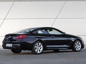 Ver foto 14 de BMW Serie 6 640d xDrive Coupe M Sport Package F12 2012
