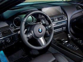 Ver foto 9 de BMW Serie 6 Gran Coupé 640d xDriveM Sport Limited Edition F06 2017
