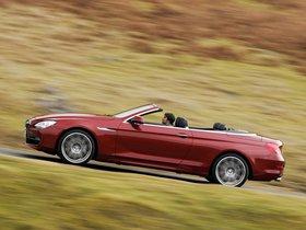 Ver foto 3 de BMW Serie 6 640i Cabrio F13 UK 2011