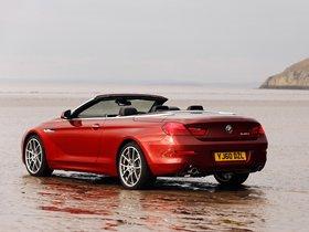 Ver foto 8 de BMW Serie 6 640i Cabrio F13 UK 2011