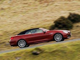 Ver foto 7 de BMW Serie 6 640i Cabrio F13 UK 2011