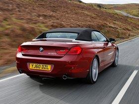 Ver foto 6 de BMW Serie 6 640i Cabrio F13 UK 2011