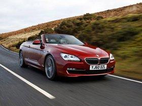 Ver foto 5 de BMW Serie 6 640i Cabrio F13 UK 2011