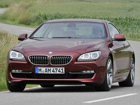 Ver foto 49 de BMW Serie 6 640i Coupe F12 2011