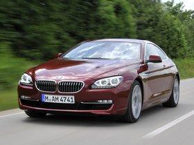 Ver foto 26 de BMW Serie 6 640i Coupe F12 2011