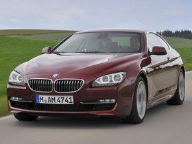 Ver foto 25 de BMW Serie 6 640i Coupe F12 2011