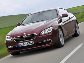 Ver foto 24 de BMW Serie 6 640i Coupe F12 2011