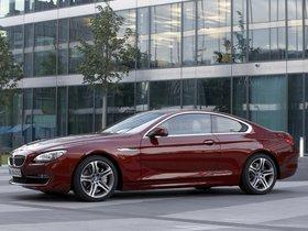 Ver foto 20 de BMW Serie 6 640i Coupe F12 2011