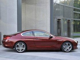 Ver foto 18 de BMW Serie 6 640i Coupe F12 2011