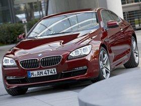 Ver foto 16 de BMW Serie 6 640i Coupe F12 2011