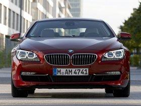 Ver foto 14 de BMW Serie 6 640i Coupe F12 2011