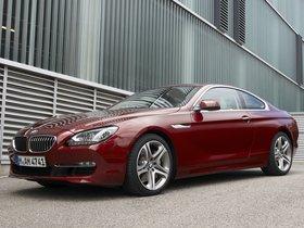 Ver foto 11 de BMW Serie 6 640i Coupe F12 2011