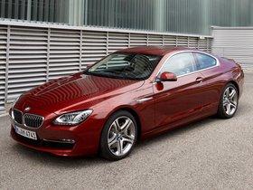 Ver foto 10 de BMW Serie 6 640i Coupe F12 2011