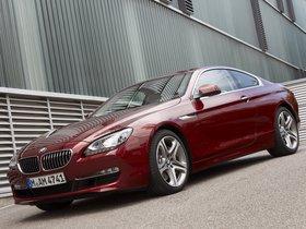 Ver foto 9 de BMW Serie 6 640i Coupe F12 2011
