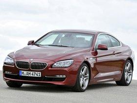 Ver foto 4 de BMW Serie 6 640i Coupe F12 2011