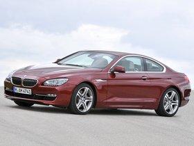 Ver foto 3 de BMW Serie 6 640i Coupe F12 2011