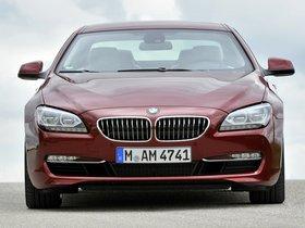 Ver foto 2 de BMW Serie 6 640i Coupe F12 2011