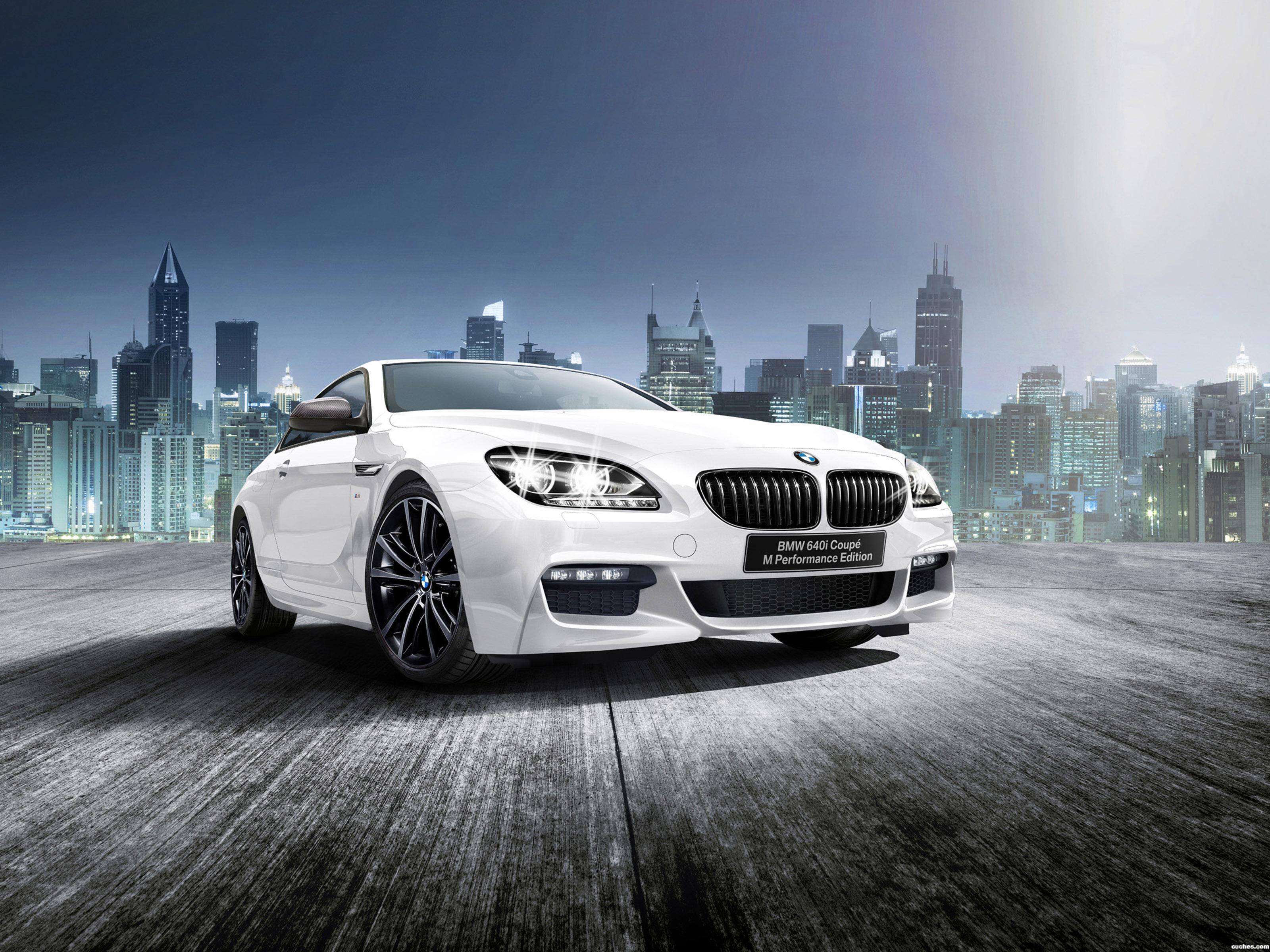 Foto 0 de BMW Serie 6 640i M Performance Edition F13 2015