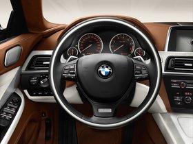 Ver foto 30 de BMW Serie 6 640i Gran Coupe F06 2012
