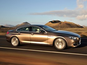 Ver foto 21 de BMW Serie 6 640i Gran Coupe F06 2012