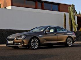 Ver foto 19 de BMW Serie 6 640i Gran Coupe F06 2012
