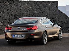 Ver foto 18 de BMW Serie 6 640i Gran Coupe F06 2012