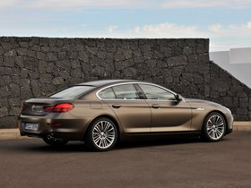 Ver foto 17 de BMW Serie 6 640i Gran Coupe F06 2012