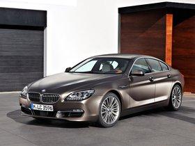 Ver foto 16 de BMW Serie 6 640i Gran Coupe F06 2012