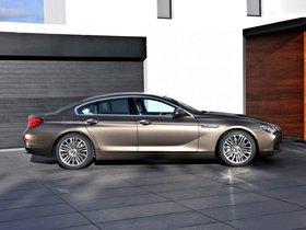 Ver foto 15 de BMW Serie 6 640i Gran Coupe F06 2012