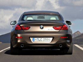 Ver foto 14 de BMW Serie 6 640i Gran Coupe F06 2012