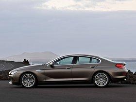 Ver foto 13 de BMW Serie 6 640i Gran Coupe F06 2012