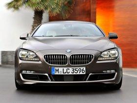 Ver foto 12 de BMW Serie 6 640i Gran Coupe F06 2012