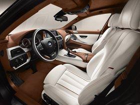 Ver foto 29 de BMW Serie 6 640i Gran Coupe F06 2012