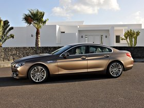 Ver foto 11 de BMW Serie 6 640i Gran Coupe F06 2012