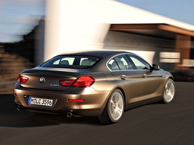 Ver foto 10 de BMW Serie 6 640i Gran Coupe F06 2012