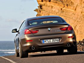 Ver foto 9 de BMW Serie 6 640i Gran Coupe F06 2012
