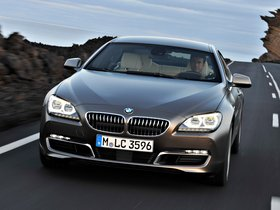 Ver foto 8 de BMW Serie 6 640i Gran Coupe F06 2012