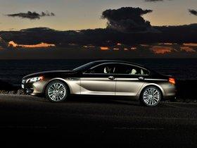 Ver foto 7 de BMW Serie 6 640i Gran Coupe F06 2012