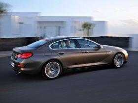 Ver foto 6 de BMW Serie 6 640i Gran Coupe F06 2012