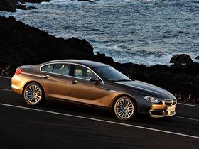 Ver foto 5 de BMW Serie 6 640i Gran Coupe F06 2012