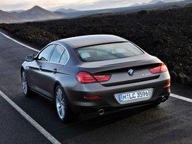 Ver foto 3 de BMW Serie 6 640i Gran Coupe F06 2012