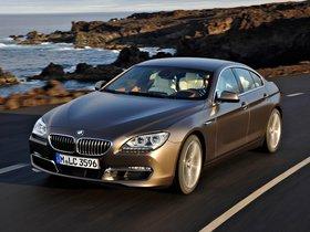 Ver foto 2 de BMW Serie 6 640i Gran Coupe F06 2012