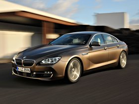 Ver foto 1 de BMW Serie 6 640i Gran Coupe F06 2012