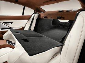 Ver foto 26 de BMW Serie 6 640i Gran Coupe F06 2012