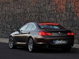 Ver foto 25 de BMW Serie 6 640i Gran Coupe F06 2012