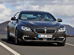 Ver foto 24 de BMW Serie 6 640i Gran Coupe F06 2012