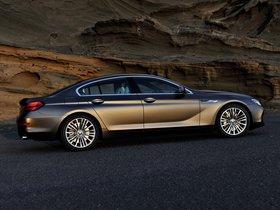 Ver foto 23 de BMW Serie 6 640i Gran Coupe F06 2012