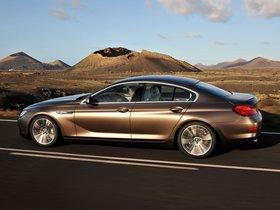 Ver foto 22 de BMW Serie 6 640i Gran Coupe F06 2012