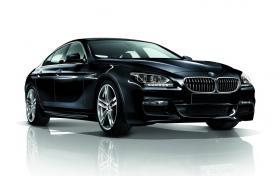 Ver foto 31 de BMW Serie 6 640i Gran Coupe F06 2012